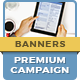 Premium Banner Ads - GraphicRiver Item for Sale