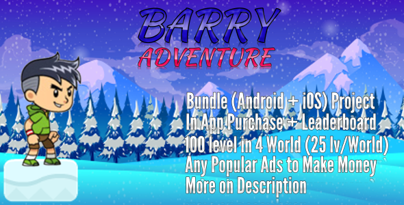 Barry Adventure Full Game Bundle