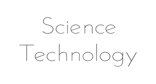 Science, Technology