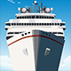 Ocean liner - GraphicRiver Item for Sale
