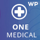 OneMedical - Responsive Medical WordPress Theme - ThemeForest Item for Sale