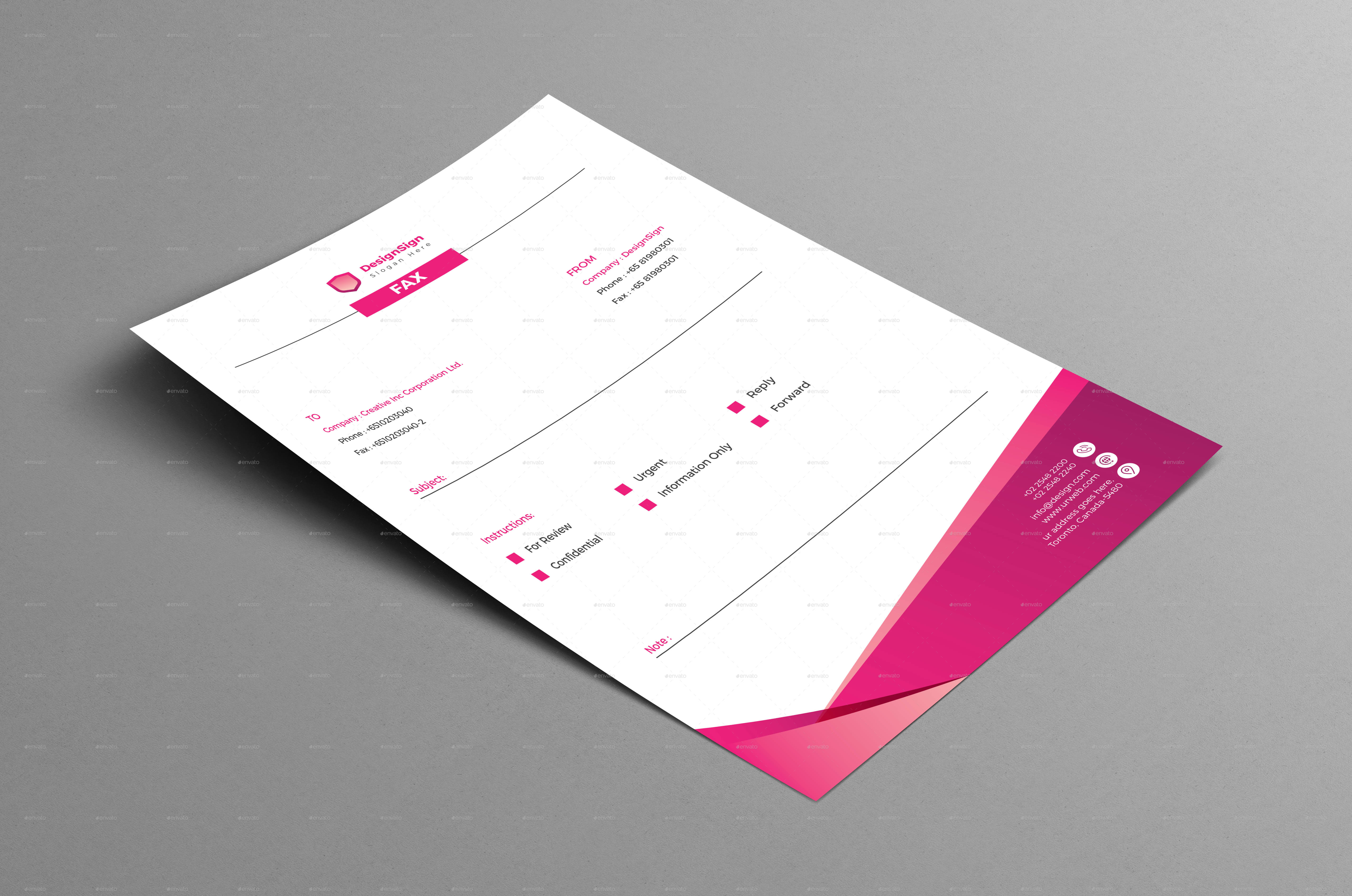 Corporate Business Branding Identity by DesignSign