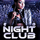 Night Club - Flyer - GraphicRiver Item for Sale