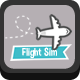Flight Sim - HTML5 Game