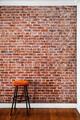 Flat Brick Wall Perspective