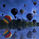 Flight on Hot Air Balloon - VideoHive Item for Sale