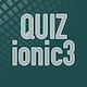 Quizionic3 - The Best and Complete Quiz App Template w/local SQLite DB & PHP/MySQL backend + plugins