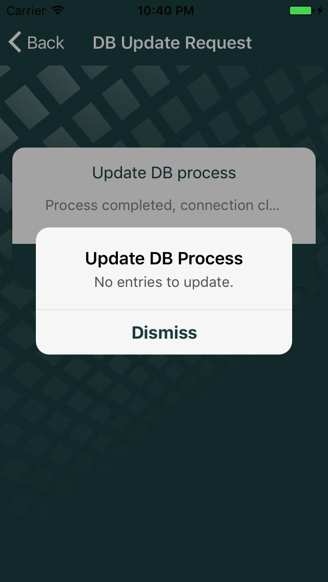 how to delete local mysql db