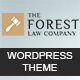 The Forest Law WordPress Theme - ThemeForest Item for Sale