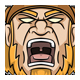 Screaming Viking - GraphicRiver Item for Sale