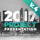 2017 Project Presentation Template - GraphicRiver Item for Sale