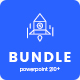 Bundle PowerPoint 3 in 1 - GraphicRiver Item for Sale
