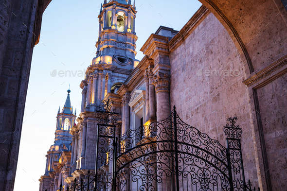 Arequipa - Stock Photo - Images