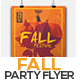 Fall Festival Flyer 03 - GraphicRiver Item for Sale