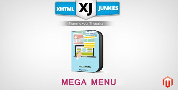Mega Menu Magento 2 - CodeCanyon Item for Sale