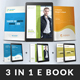 E Book Template Bundle | Volume - 3 - GraphicRiver Item for Sale