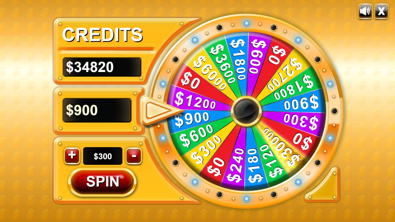 casino wheel of fortune