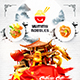 Chinese Food Menu Template - GraphicRiver Item for Sale