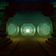 Tunnel With Columns - VideoHive Item for Sale