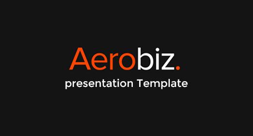 Aerobiz - Presentation Templates