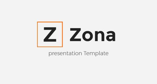 Zona - Presentation Template