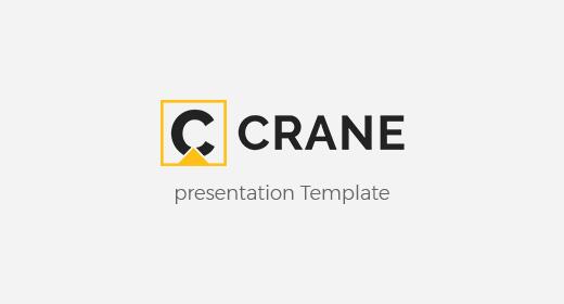 Crane - Presentation Template