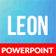 Leon Powerpoint Presentation Template - GraphicRiver Item for Sale