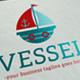 Vessel Logo Template