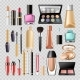 Makeup Cosmetics Woman Make-up Skincare Accessory