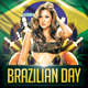 Brazilian Day Flyer