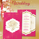 Pure Indian Style Wedding Invitation
