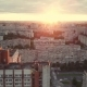 Sun Rises Over the City - VideoHive Item for Sale