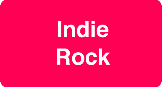 Music Genre - Indie Rock
