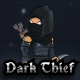 The Dark Thief Game Character Sprites - GraphicRiver Item for Sale