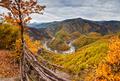 Autumn mountain