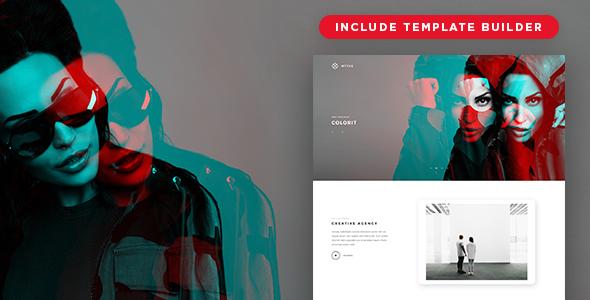 Wythe - Creative Portfolio Template