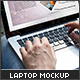 10 Laptop Mockups Vol.2 - GraphicRiver Item for Sale