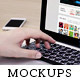 Laptop Mockups - GraphicRiver Item for Sale
