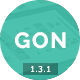 Gon | Responsive Multi-Purpose WordPress Theme - ThemeForest Item for Sale