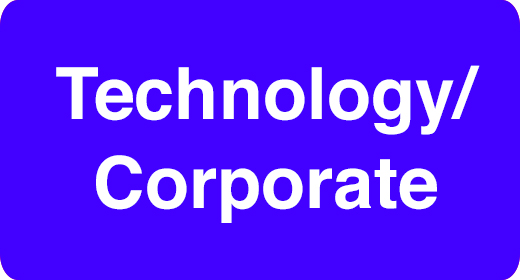 Usage -  Technology Corporate