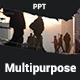 Multipurpose presentation template - GraphicRiver Item for Sale
