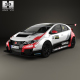 Honda Civic Type-R TCR 2015