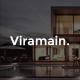 Viramain - Elegant & Minimal Architecture PSD Template - ThemeForest Item for Sale