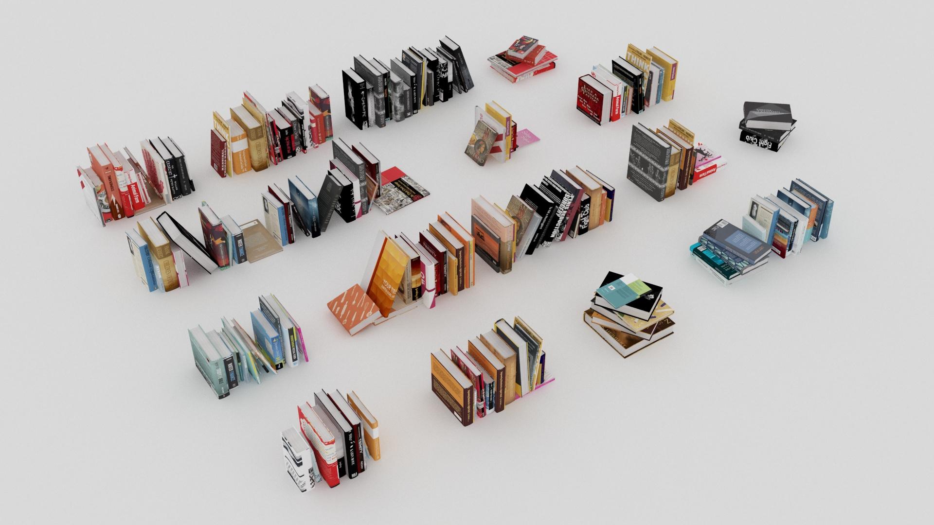100 unique books collection 002