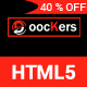 Doockers - HTML5 Business Template