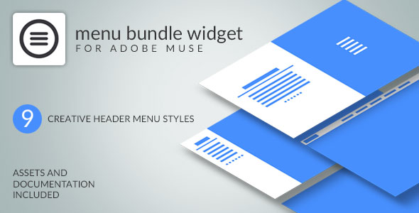 Menu Bundle Widget - CodeCanyon Item for Sale