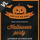 Halloween Party Poster / Flyer V04 - GraphicRiver Item for Sale
