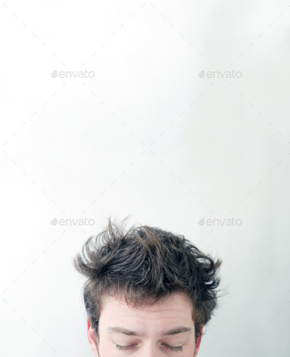Looking down - morning look ! - Stock Photo - Images