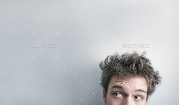 Hair cut ? - Stock Photo - Images