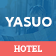 Gon Yasuo - Hotel WordPress Theme